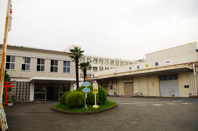 03東京グリコ工場